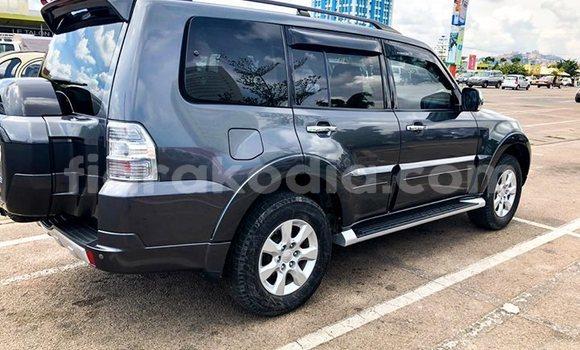 Acheter Occasion Voiture Mitsubishi Pajero Noir à Antananarivo, Analamanga