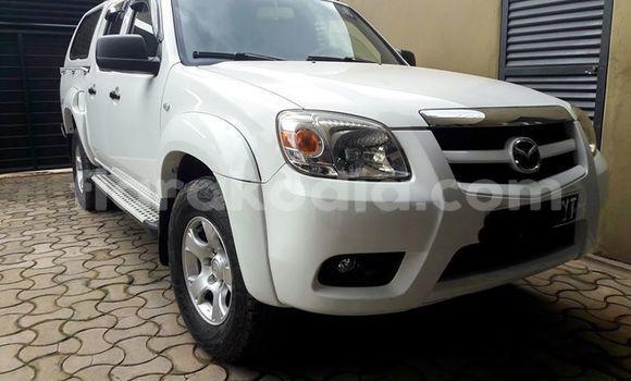 Acheter Occasion Voiture Mazda BT-50 Blanc à Antananarivo, Analamanga