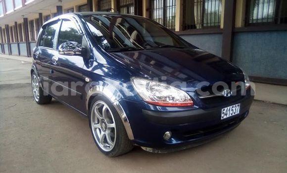 Acheter Occasion Voiture Hyundai Click Bleu à Antananarivo, Analamanga