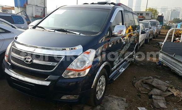 Acheter Occasion Voiture Hyundai Grand Starex Noir à Andevoranto, Toamasina