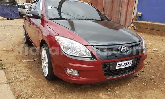 Acheter Occasion Voiture Hyundai i30 Rouge à Antananarivo, Analamanga