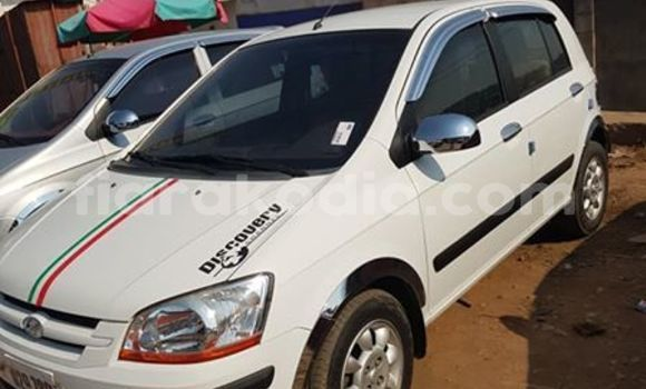 Acheter Occasion Voiture Hyundai Click Blanc à Antananarivo, Analamanga
