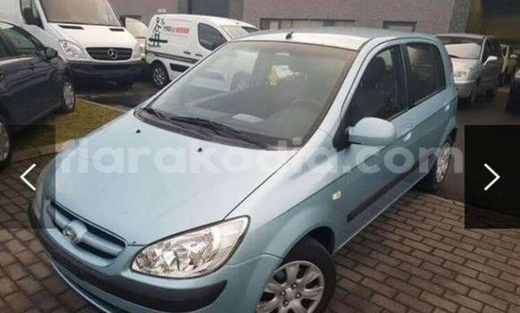 Buy Used Hyundai Getz Blue Car in Andevoranto in Toamasina