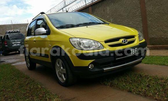 Buy Used Hyundai Getz Other Car in Antananarivo in Analamanga