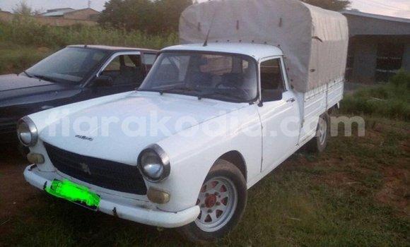 Acheter Occasion Voiture Peugeot 404 Blanc à Antananarivo, Analamanga