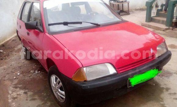Acheter Occasion Voiture Citroen AX Rouge à Antananarivo, Analamanga