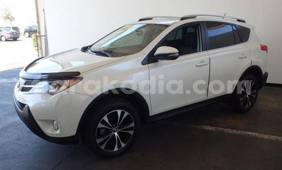 Acheter Occasion Voiture Toyota RAV4 Vert à Andilamena, Alaotra-Mangoro