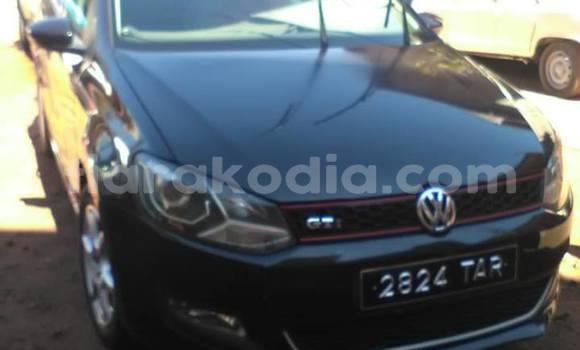 Acheter Occasion Voiture Volkswagen Polo Noir à Antananarivo, Analamanga