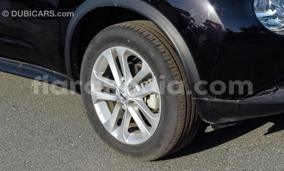 Acheter Importé Voiture Nissan Juke Noir à Import - Dubai, Diana