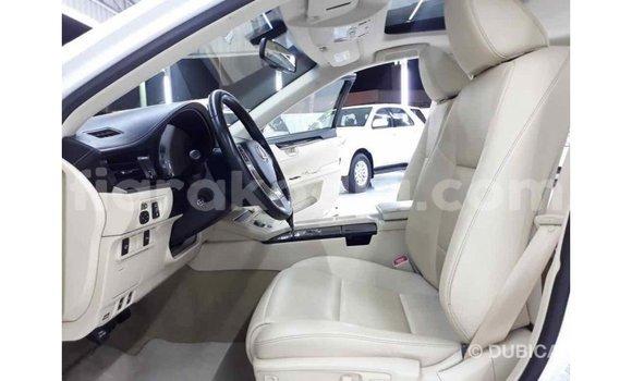 Acheter Importé Voiture Lexus ES Blanc à Import - Dubai, Diana