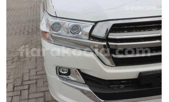 Acheter Importé Voiture Toyota Land Cruiser Blanc à Import - Dubai, Diana