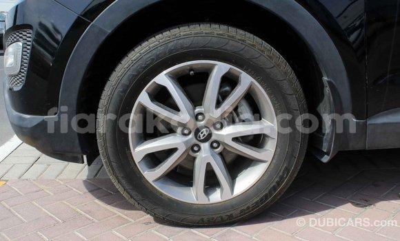 Acheter Importé Voiture Hyundai Santa Fe Noir à Import - Dubai, Diana
