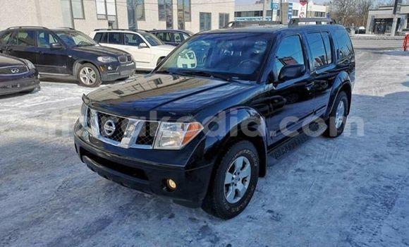 Acheter Occasion Voiture Nissan Pathfinder Noir à Antananarivo, Analamanga