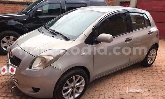 Acheter Occasion Voiture Toyota Yaris Gris à Antananarivo, Analamanga