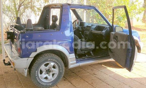 Acheter Occasion Voiture Suzuki Vitara Blanc à Antananarivo, Analamanga