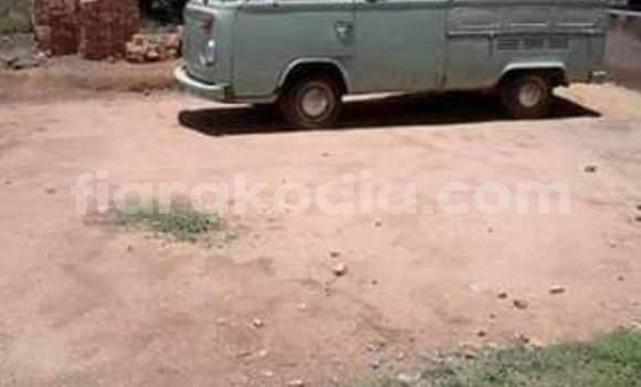 Acheter Occasion Voiture Volkswagen Type 2 Vert à Antananarivo, Analamanga