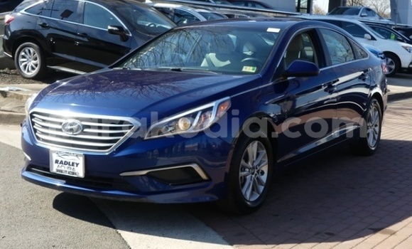 Acheter Occasion Voiture Hyundai Sonata Bleu à Ambatoboeny (Ambato Boeny), Boeny