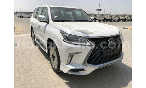 Acheter Importé Voiture Lexus LX Blanc à Import - Dubai, Diana