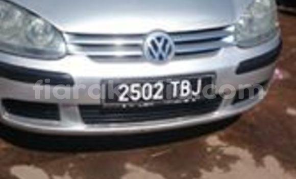 Acheter Occasion Voiture Volkswagen Golf Gris à Antananarivo, Analamanga