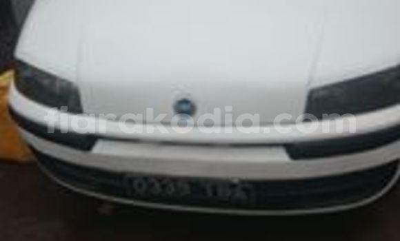 Acheter Occasion Voiture Fiat Punto Blanc à Antananarivo, Analamanga