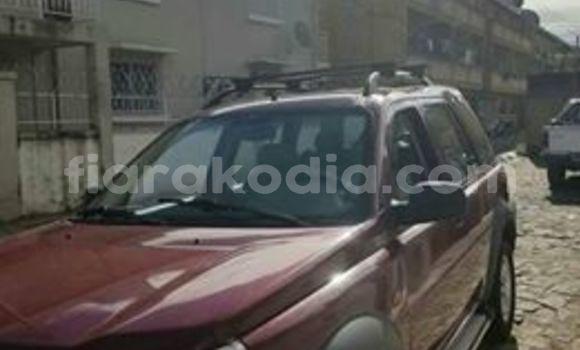 Acheter Occasion Voiture Land Rover Freelander Rouge à Antananarivo, Analamanga
