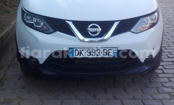 Acheter Occasion Voiture Nissan Qashqai Blanc à Antananarivo, Analamanga