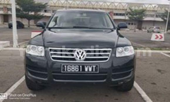 Acheter Occasion Voiture Volkswagen Touareg Noir à Antananarivo, Analamanga