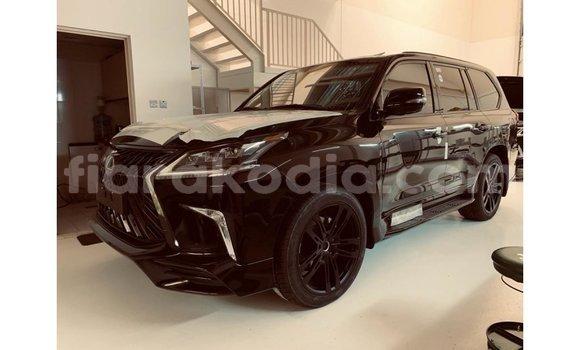 Acheter Importé Voiture Lexus LX Noir à Import - Dubai, Diana