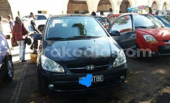 Acheter Occasion Voiture Hyundai Getz Noir à Antananarivo au Analamanga