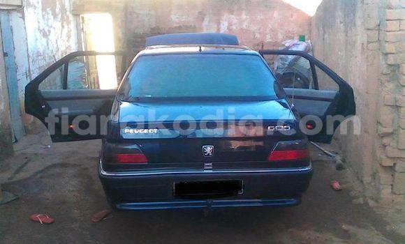 Acheter Occasion Voiture Peugeot 605 Noir à Antananarivo au Analamanga