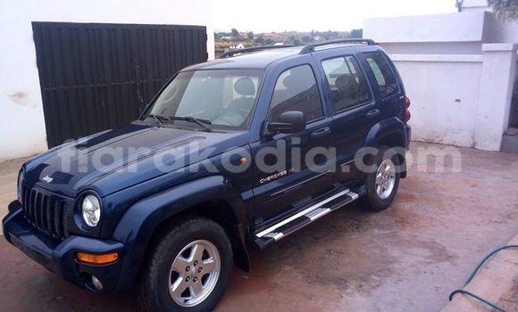 Acheter Occasion Voiture Jeep Grand Cherokee Bleu à Antananarivo au Analamanga