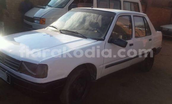 Acheter Occasion Voiture Peugeot 308 Blanc à Antananarivo, Analamanga