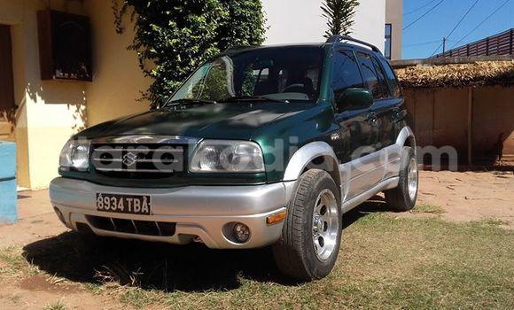 Acheter Occasion Voiture Suzuki Grand Vitara Vert à Antananarivo, Analamanga