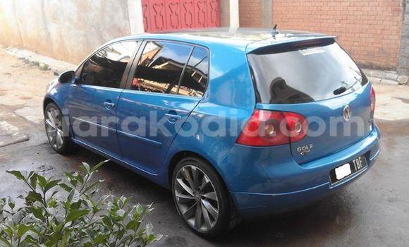 Acheter Occasion Voiture Volkswagen Golf Bleu à Antananarivo, Analamanga