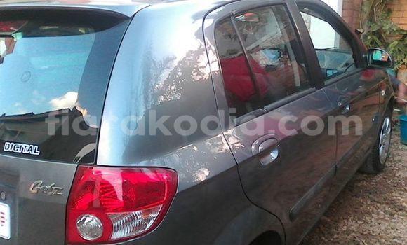 Acheter Occasions Voiture Hyundai Getz Gris à Antananarivo au Analamanga