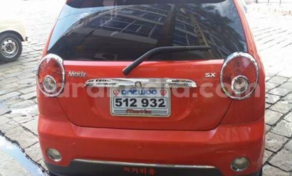 Acheter Occasion Voiture Daewoo Matiz Rouge à Antananarivo, Analamanga