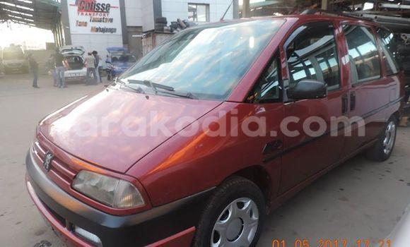 Acheter Occasion Voiture Peugeot 806 Rouge à Antananarivo, Analamanga