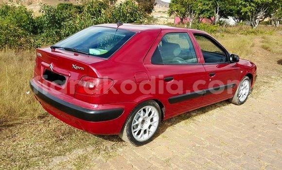 Acheter Occasion Voiture Citroen Xsara Rouge à Antananarivo, Analamanga