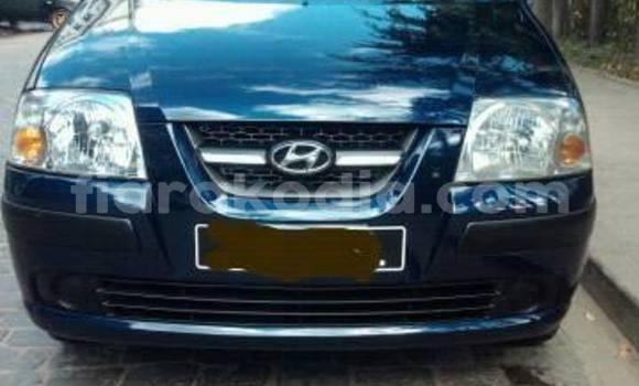 Acheter Occasion Voiture Hyundai Atoz Noir à Antananarivo au Analamanga