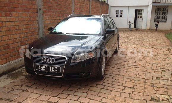 Acheter Occasion Voiture Audi A4 Noir à Antananarivo, Analamanga