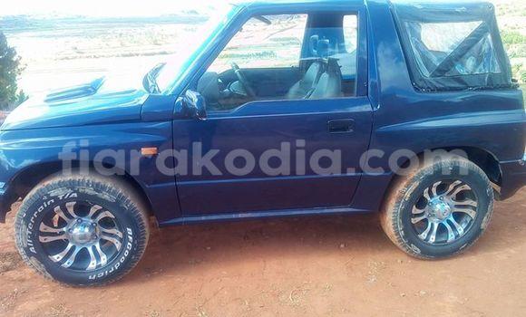 Acheter Occasion Voiture Suzuki Vitara Noir à Antananarivo, Analamanga