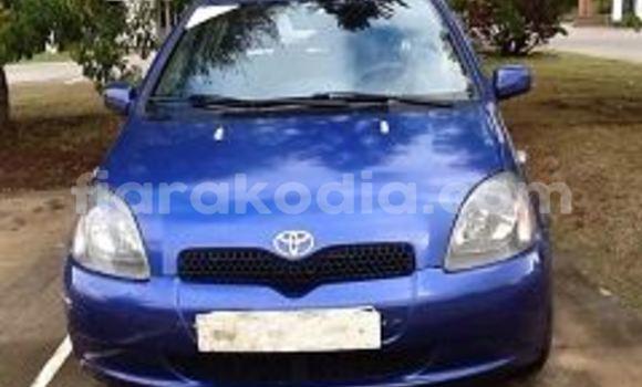 Acheter Occasion Voiture Toyota Yaris Bleu à Antananarivo, Analamanga