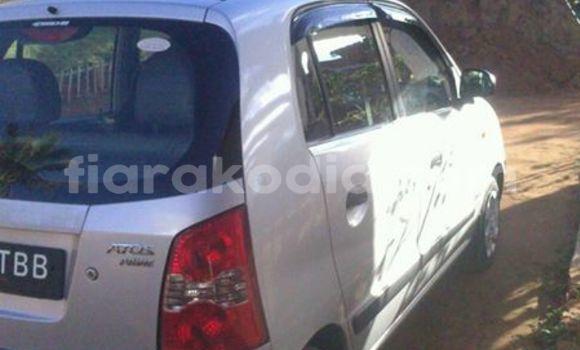 Acheter Occasion Voiture Hyundai Atoz Gris à Antananarivo au Analamanga
