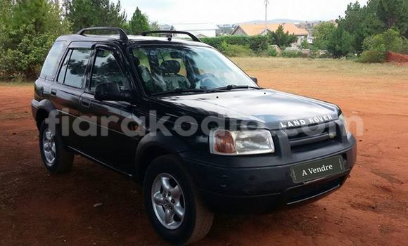 Acheter Occasion Voiture Land Rover Freelander Noir à Antananarivo au Analamanga