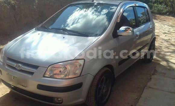 Acheter Occasion Voiture Hyundai Getz Gris à Antananarivo au Analamanga