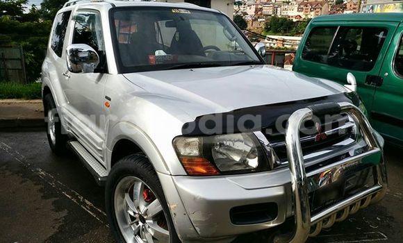 Acheter Occasion Voiture Mitsubishi Pajero Gris à Antananarivo au Analamanga