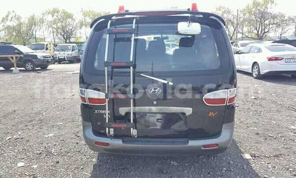 Acheter Occasions Voiture Hyundai Grand Starex Noir à Antananarivo au Analamanga