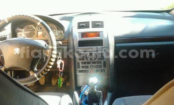 Acheter Occasion Voiture Peugeot 407 Blanc à Antananarivo, Analamanga