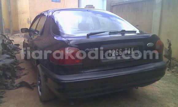 Acheter Occasions Voiture Ford Mondeo Noir à Antananarivo au Analamanga
