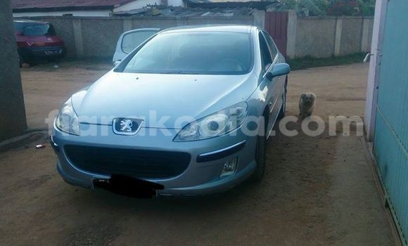 Acheter Occasion Voiture Peugeot 407 Gris à Antananarivo, Analamanga